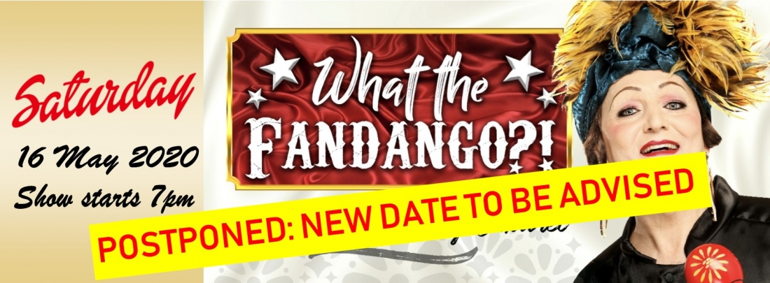 WHAT THE FANDANGO?!