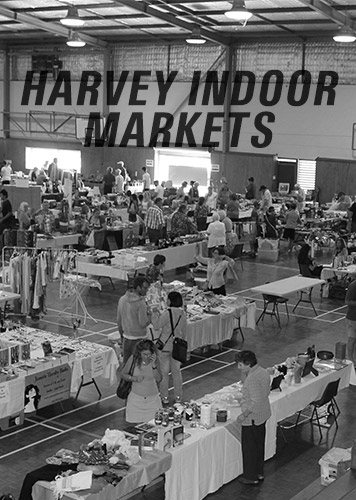 Harvey Indoor Markets