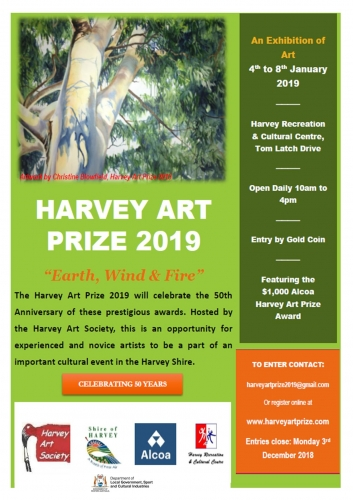 Harvey Art Prize 2019