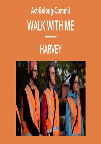 Walk With Me - Harvey